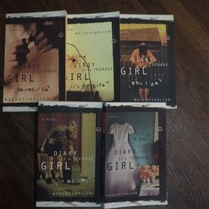 Other - Melody Carlson Diary Of A Teenage Girl Collection